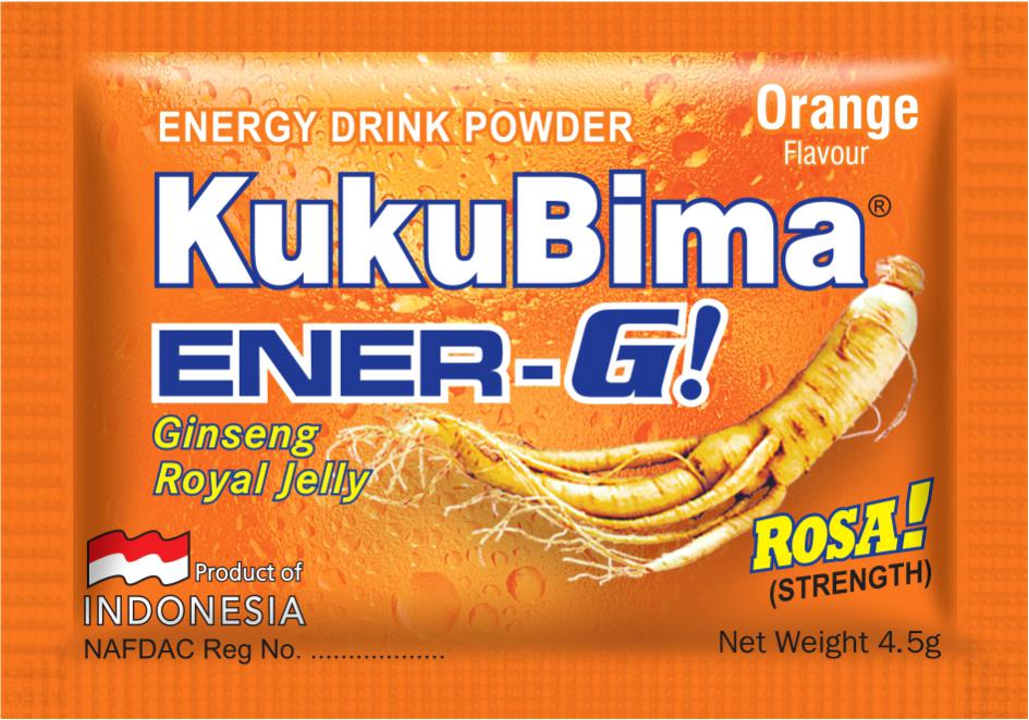 Kuku Bima Ener-g! Orange